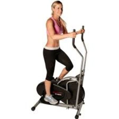 Confidence Fitness Elliptical Cross Trainer Review