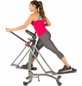Fitness Reality Dual Action Multi-Direction Air Walker X1 with Heart Pulse Sensors Review