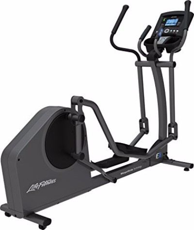 Life Fitness E1 Go Titanium Cross-Trainer Review