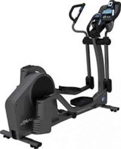Life Fitness E5 Titanium Track and Cross-Trainer Review