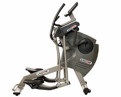 Lifecore Fitness VSTV4 Elliptical Trainer Review