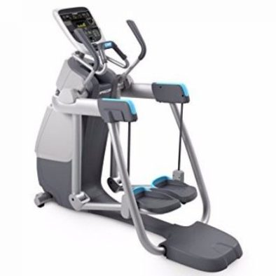 Precor AMT 835 Commercial Series Adaptive Motion Trainer with Open Stride Technology Review
