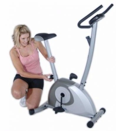 Stamina 1300 Magnetic Upright Exercise Bike Review