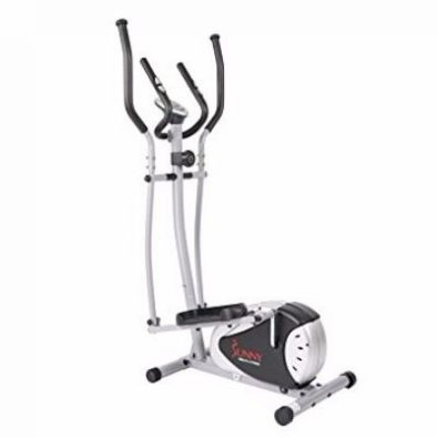 Sunny Health & Fitness Elliptical Trainer with Hand Pulse Monitoring System Review