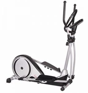 Sunny Health & Fitness Magnetic Elliptical Trainer Machine with LCD Monitor Review