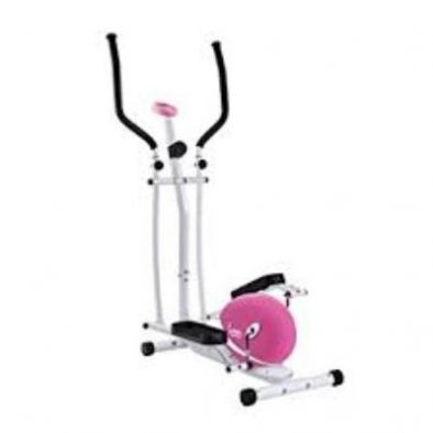 Sunny Health and Fitness Pink Magnetic Elliptical Trainer Review