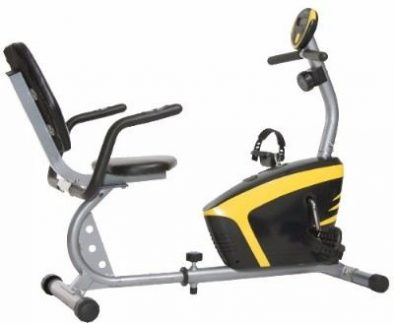 Body Champ BRB678 Magnetic Recumbent Bike Review