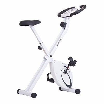 Body Rider Folding Upright Exercise Bike with Heart Rate Review