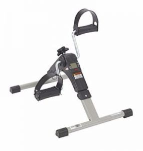 Drive Medical Deluxe Folding Exercise Peddler with Electronic Display Review