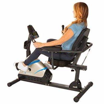 Exerpeutic 2000 High Capacity Programmable Magnetic Recumbent Bike Review