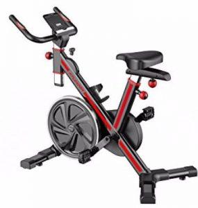 Fitleader FS1 Indoor Stationary Exercise Bike Review
