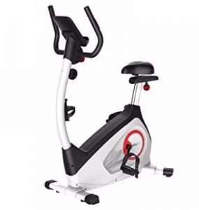 Fitleader UF1 Upright Stationary Removable Exercise Bike Review