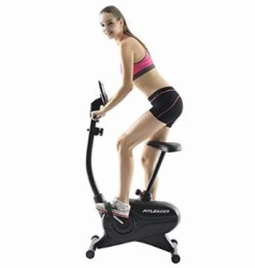 Fitleader UF4 Magnetic Stationary Belt Cardio Indoor Upright Bike Review