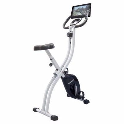 Innova XB350 Folding Upright Bike with iPad/Android Tablet Holder Review