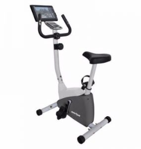 Innova XBR450 Folding Upright Bike with Backrest and iPad/Android Tablet Holder Review