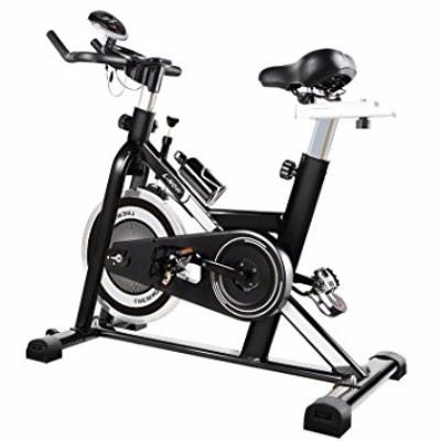 L Now LD-506 Indoor Cycling Bike Trainer with Monitor Review