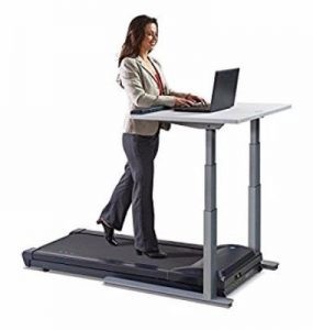 LifeSpan TR1200-DT7 Treadmill Desk Review