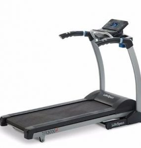 LifeSpan TR3000i Folding Treadmill Review