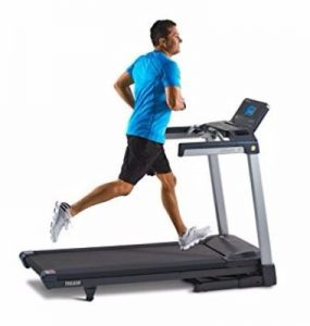 LifeSpan TR5500i Folding Treadmill Review