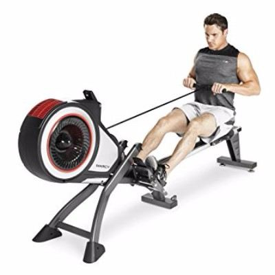 Marcy Foldable 8-Level Turbine Rowing Machine with Display Review
