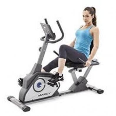 Marcy NS-40502R Magnetic Recumbent Exercise Bike with 8 Resistance Levels Review