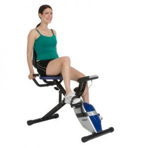 ProGear 190 Compact Recumbent Bike with Heart Pulse Sensors Review