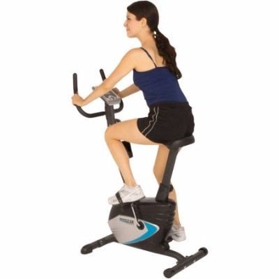 ProGear 250 Compact Upright Bike with Heart Pulse Review