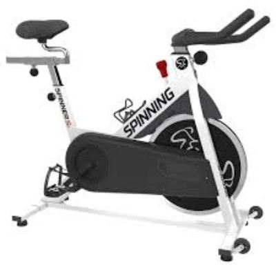 Spinner S1 White Indoor Cycling Bike with Four Spinning DVDs Review