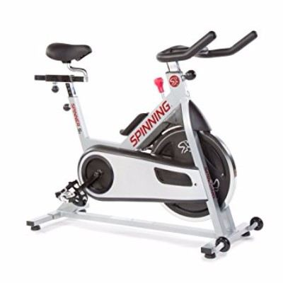 Spinner S3 Silver Indoor Cycling Bike with Four Spinning DVDs Review