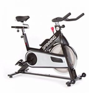 Spinner S5 Charcoal Indoor Cycling Bike with Four Spinning DVDs Review