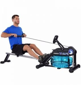 Stamina 1450 Wave Water Rowing Machine Review