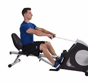Stamina 15-9003 Deluxe Conversion 11 Recumbent Rower Review