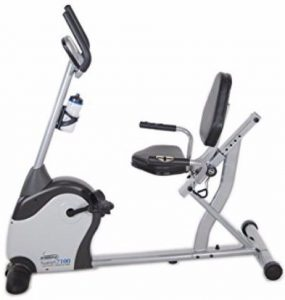Stamina Magnetic Fusion Recumbent Exercise Bike Review