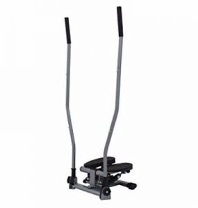 Sunny Health & Fitness Dual-Action Swivel Stepper with Handlebars Review