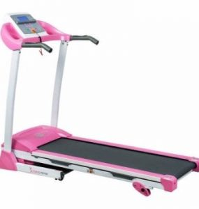 Sunny Health & Fitness Pink Treadmill Review