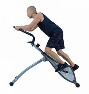Sunny Health & Fitness SF-0419 Incline Plank Standing Stepper Exercise Bike Review