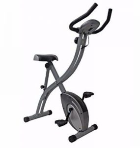 Sunny Health & Fitness SF-B1411 Folding Upright Exercise Bike with Magnetic Tension Review