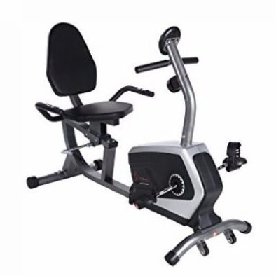 Sunny Health & Fitness SF-RB4616 Easy Adjustable Seat Recumbent Bike Exercise Bike Review