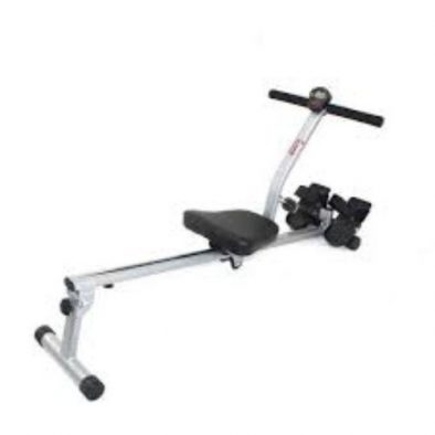 Sunny Health & Fitness SF-RW1205 12 Adjustable Resistance Rowing Machine Rower with Digital Monitor Review