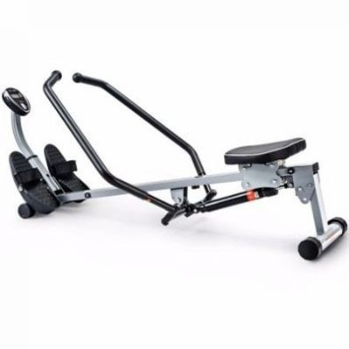 Sunny Health & Fitness SF-RW1410 Rowing Machine Rower with Full Motion Arms and LCD Monitor Review