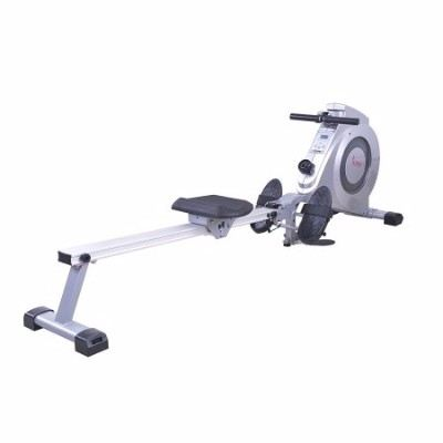Sunny Health & Fitness SF-RW5612 Dual Function Rowing Machine Rower with LCD Monitor Review