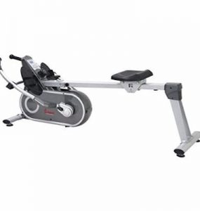 Sunny Health & Fitness SF-RW5624 Full Motion Magnetic Rowing Machine Rower with LCD Monitor Review