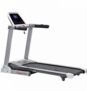 Sunny Health & Fitness SF-T1414 Gray Treadmill Review