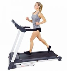 Sunny Health & Fitness SF-T7515 Smart Treadmill with Auto Incline Review