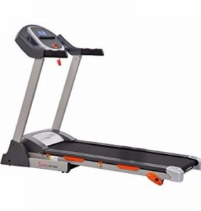 Sunny Health & Fitness SF-T7635 Treadmill with Incline, Pulse Grips, LCD Display Review