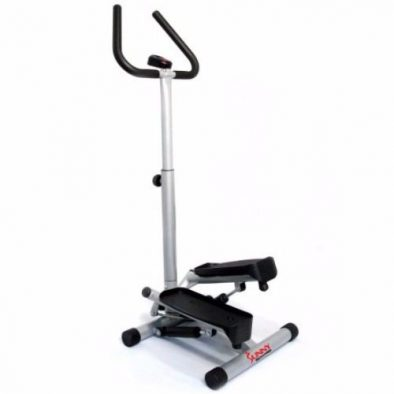 Sunny Health & Fitness Twister Stepper with Handle Bar Review