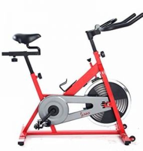 Sunny Health and Fitness SF-B1001 Indoor Cycling Bike Review