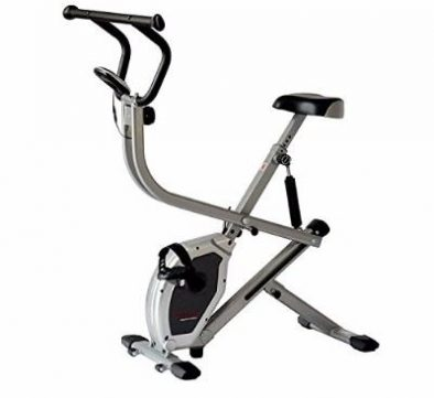 Sunny Health and Fitness SF-B2620 Exercise bike 2-in-1 Upright Bike and Rowing Machine Review