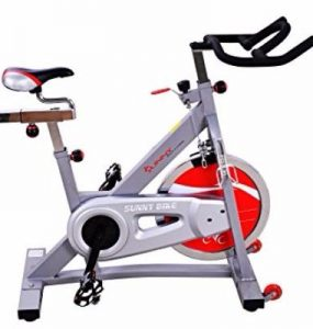 Sunny Health and Fitness SF-B901B Belt Drive Indoor Cycling Bike Review
