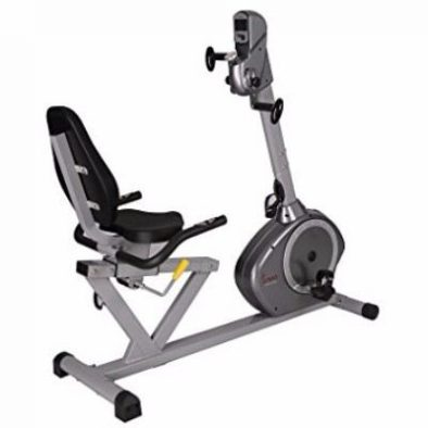 Sunny Health and Fitness SF-RB4631 Recumbent Bike with Arm Exerciser Review